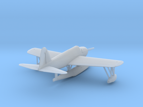 Vought OS2U Kingfisher - 1:144scale in Smooth Fine Detail Plastic