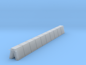 A-Stack in Smooth Fine Detail Plastic