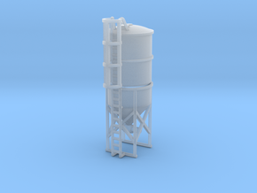 Silo ca. 14 m3 (1/220) in Smooth Fine Detail Plastic