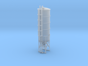 Silo ca. 22 m3 (1/220) in Smooth Fine Detail Plastic