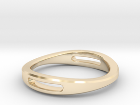 Summer Lux 2016 in 14k Gold Plated Brass