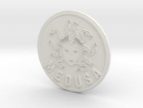 Brand.2 in White Natural Versatile Plastic