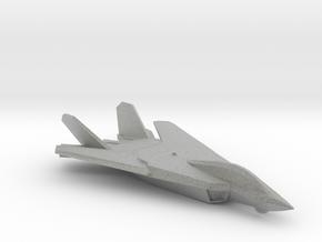 1/350 'A/F-X' F/A-24A Ghost in Metallic Plastic