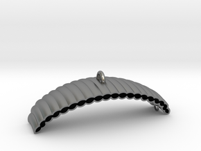 Parachute in Natural Silver