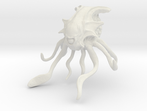 Enslaver -alien adversary for war games/sci-fi in White Natural Versatile Plastic
