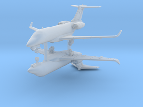 1:400 - EMB Legacy 500 [x2] in Smooth Fine Detail Plastic