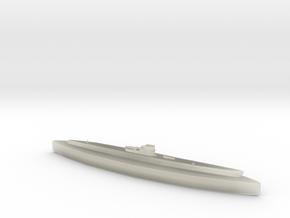 U-549 (type IXC/40) 1/1800 in Transparent Acrylic