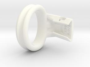 Q4-DT130-06 in White Processed Versatile Plastic
