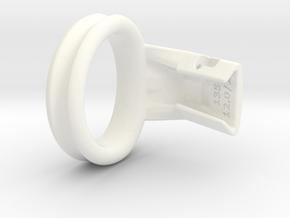 Q4-DT135-12 in White Processed Versatile Plastic