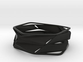 Vixen (size L) in Black Strong & Flexible