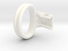 Q4-DT155-06 in White Processed Versatile Plastic