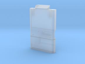 N Scale Alco C-855B Sandbox Fix in Smooth Fine Detail Plastic