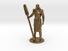 Jaffa Standing Guard -20 mm in Natural Bronze