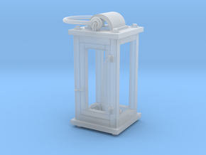 18th Century Lantern HD 35 in Smoothest Fine Detail Plastic