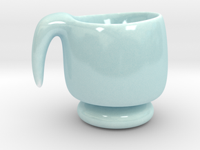 Avenir Mug in Gloss Celadon Green Porcelain