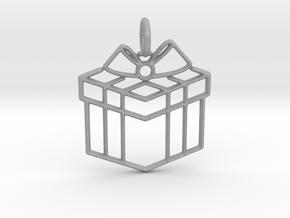 Present Pendant in Aluminum