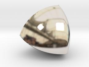 Meissner tetrahedron - Type 2 in Platinum
