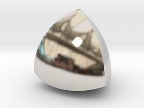 Meissner tetrahedron - Type 1 in Platinum
