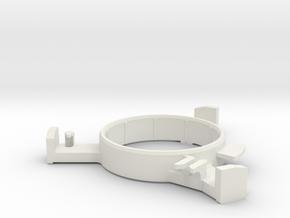 Donkey/ Buffalo-Actuator-L in White Natural Versatile Plastic