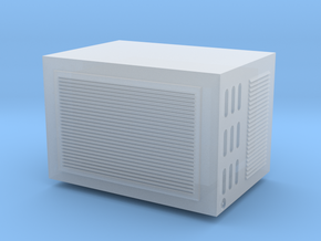 O Scale AC Unit in Smooth Fine Detail Plastic