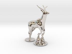 Deer in Platinum