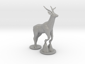 Deer in Aluminum