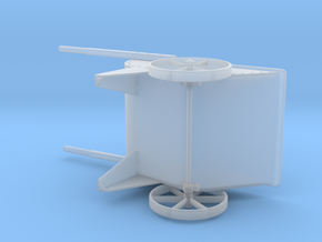 Steamship Barrow in Smooth Fine Detail Plastic: 1:32