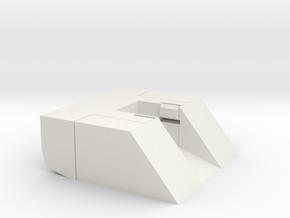 FOC Grimlock Titan Master Adapter  in White Natural Versatile Plastic