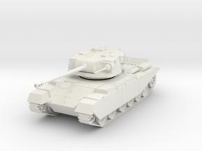 PV127 Centurion Mk 1 (1/48) in White Natural Versatile Plastic