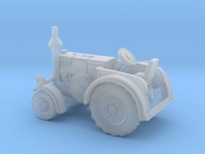 Lanz Bulldog HR7 / D8511 in 1:120 in Smooth Fine Detail Plastic