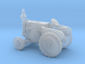 Lanz Bulldog HR7 / D8506 in 1:120 in Smooth Fine Detail Plastic