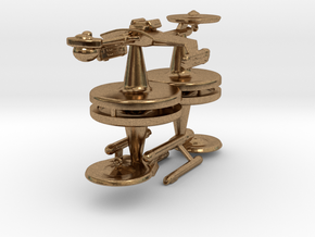 Game piece player ships in Natural Brass