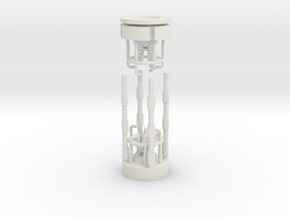 ForceCamber V1 in White Strong & Flexible