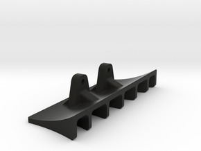 Capricorn LAB F1-01 Rear Diffuser in Black Strong & Flexible