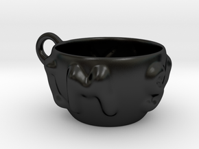 cup im sexy in Matte Black Porcelain
