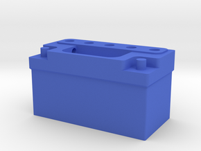 1/14 battery for rc trucks in Blue Strong & Flexible Polished