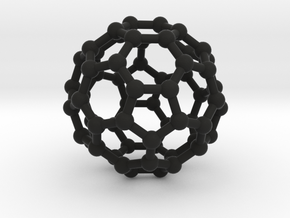 Fullerene in Black Strong & Flexible