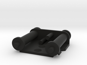 Rogue One Power Cylinders in Black Strong & Flexible
