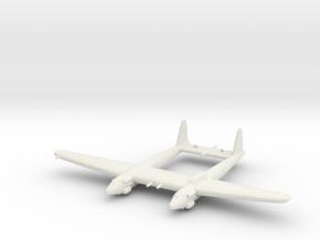 Savoia-Marchetti SM.92 in White Strong & Flexible: 1:200