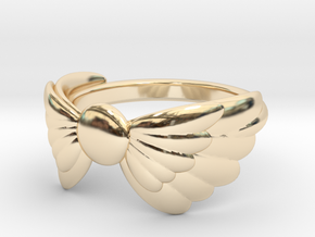 Arcángel Ring US Size 5 UK J½ in 14K Yellow Gold