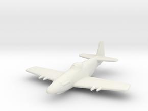 Martin-Baker MB-5 in White Natural Versatile Plastic: 1:200