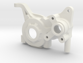 LCG (B6 plate) for B5M 3 gear Right gearbox in White Natural Versatile Plastic