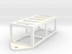 Thorlabs CFH2-F Rack in White Processed Versatile Plastic