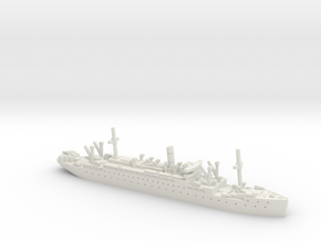 HMS Jervis Bay 1/700 in White Strong & Flexible