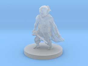 Deep Gnome Rogue in Smooth Fine Detail Plastic