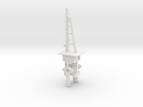 16ft K & ESR HO LQ Signal 3 Arms in White Natural Versatile Plastic