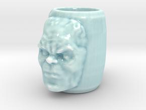Hulkenstein in Gloss Celadon Green Porcelain