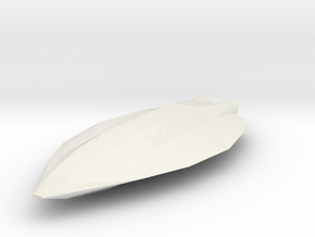 Tranquillity-class Starliner in White Natural Versatile Plastic
