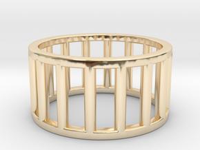 Albaro Ring- Size,6 in 14K Yellow Gold
