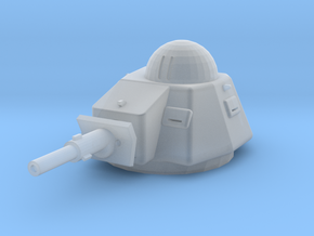 FW11 APX-R SA38 Turret (1/100) in Smooth Fine Detail Plastic